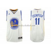 Golden State Warriors Basketball Trøjer 2015-16 Klay Thompson 11# Home..